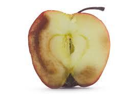 りんご酸化
